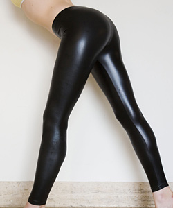 Lamé Leggings